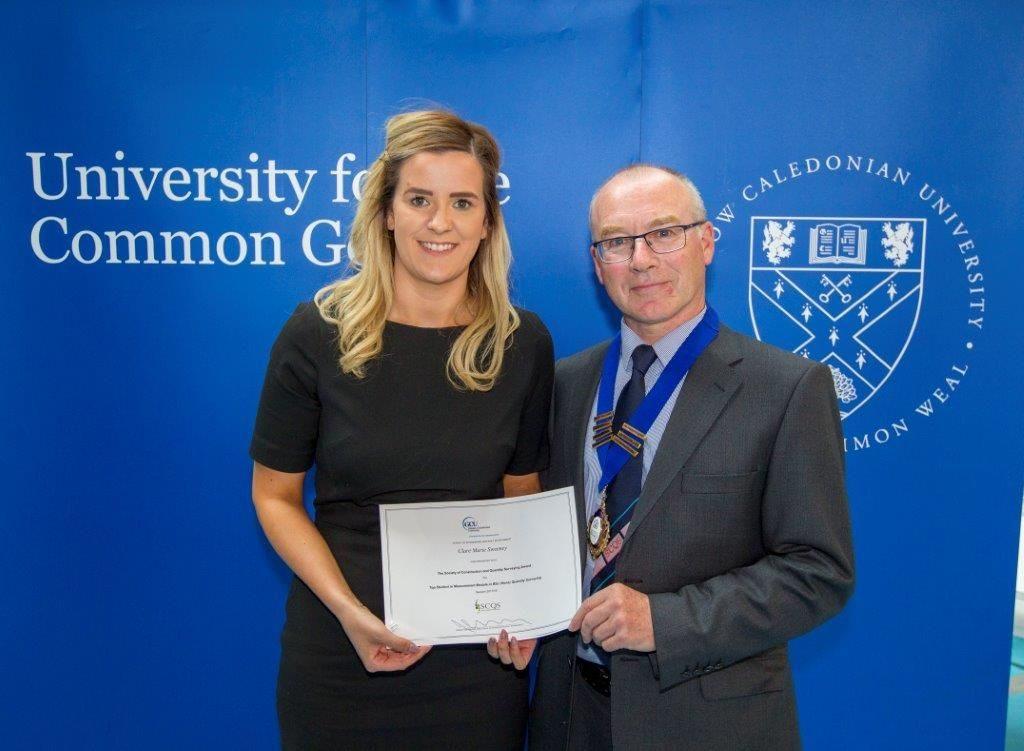 SCQS awards 2018 - GCU